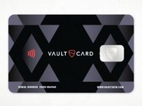 VAULTCARD - Ultimate Protection from RFID Fraud